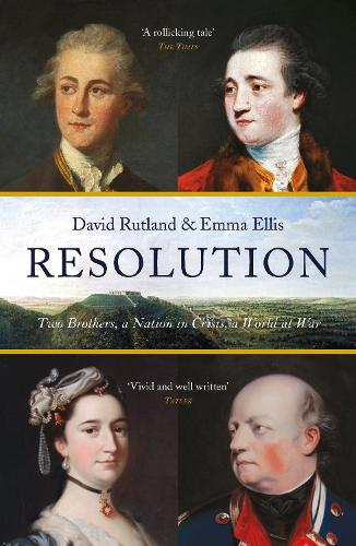 Resolution: Two Brothers. A Nation in Crisis. A World at War (Paperback)