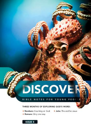 Discover: Book 8 (Paperback)