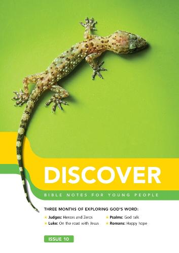 Discover: Book 10: 10: Bible notes for young people - Discover 10 (Paperback)