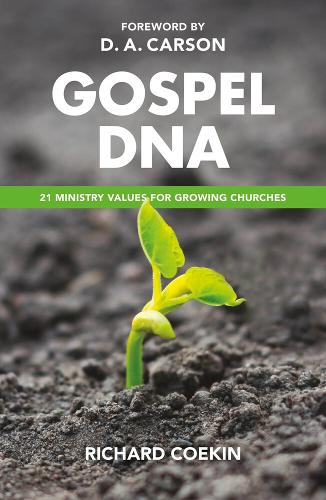 Gospel DNA: 21 ministry values for growing churches (Paperback)
