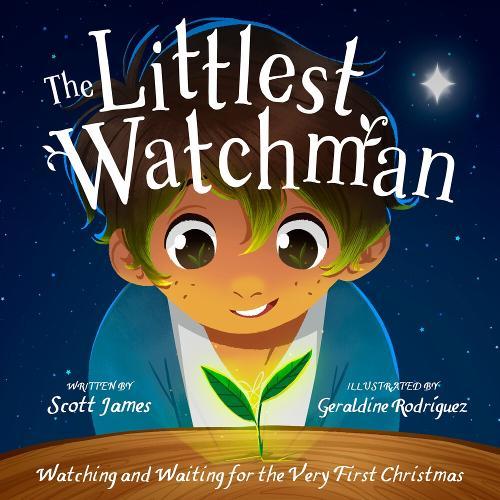 The Littlest Watchman (Hardback)