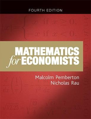 Mathematics for Economists: An Introductory Textbook (New Edition) (Paperback)