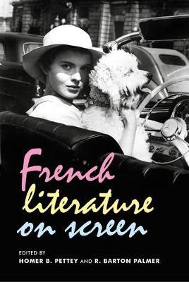 French Literature on Screen (Hardback)