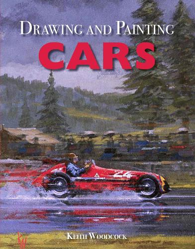 Drawing and Painting Cars (Paperback)