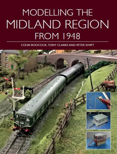 Modelling the Midland Region from 1948 (Paperback)