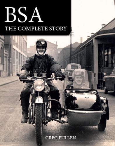 BSA: The Complete Story (Hardback)