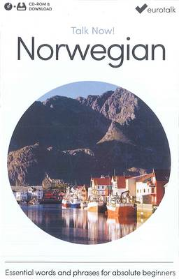 Talk Now! Learn Norwegian 2014 (CD-ROM)