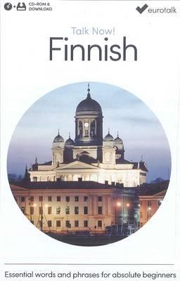 Talk Now! Learn Finnish 2015 (CD-ROM)