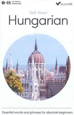 Talk Now! Learn Hungarian 2015 (CD-ROM)