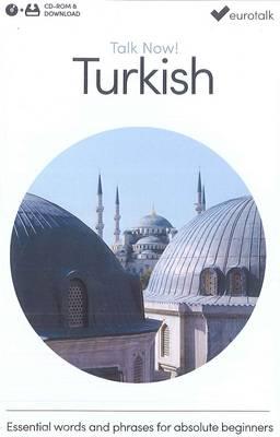Talk Now! Learn Turkish 2015 (CD-ROM)