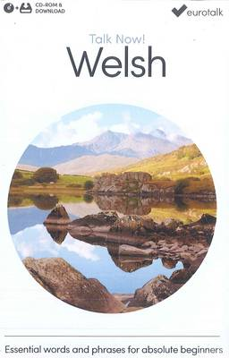 Talk Now! Learn Welsh 2015 (CD-ROM)