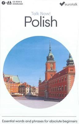 Talk Now! Learn Polish 2015 (CD-ROM)
