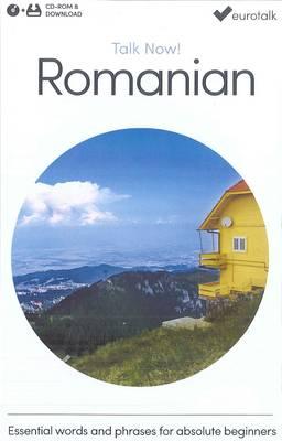 Talk Now! Learn Romanian 2015 (CD-ROM)