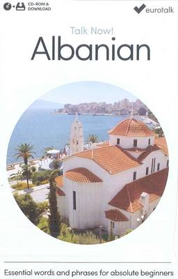 Talk Now! Learn Albanian 2015 (CD-ROM)
