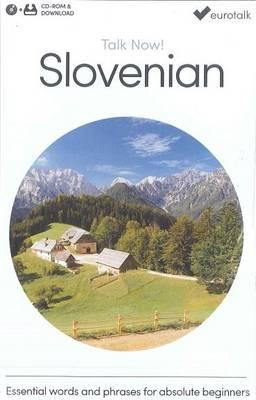 Talk Now! Learn Slovenian 2015 (CD-ROM)