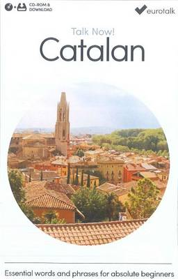Talk Now! Learn Catalan 2015 (CD-ROM)