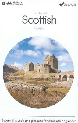 Talk Now! Learn Scottish (Gaelic) (CD-ROM)