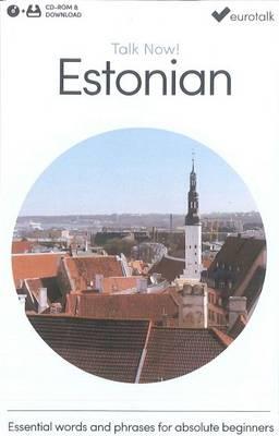Talk Now! Learn Estonian 2015 (CD-ROM)