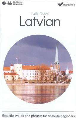 Talk Now! Learn Latvian 2015 (CD-ROM)