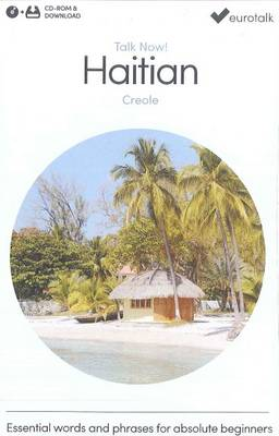 Talk Now! Learn Haitian (Creole) 2015 (CD-ROM)
