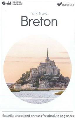 Talk Now! Learn Breton 2015 (CD-ROM)