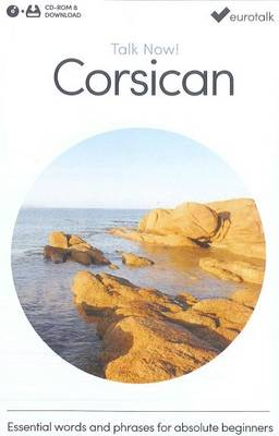 Talk Now! Learn Corsican 2015 (CD-ROM)