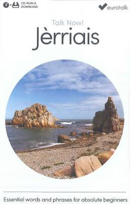 Talk Now! Learn Jerriais 2015 (CD-ROM)