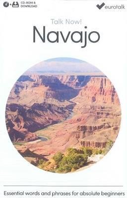 Talk Now! Learn Navajo 2015 (CD-ROM)