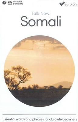 Talk Now! Learn Somali 2015 (CD-ROM)