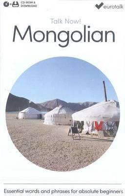Talk Now! Learn Mongolian 2015 (CD-ROM)