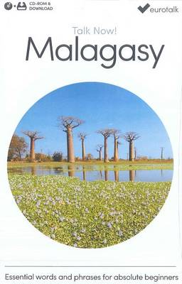 Talk Now! Learn Malagasy 2015 (CD-ROM)