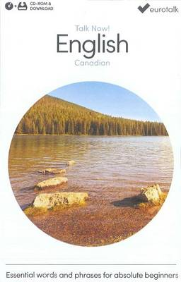Talk Now! Learn English (Canadian) 2015 (CD-ROM)