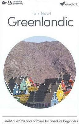 Talk Now! Learn Greenlandic 2015 (CD-ROM)