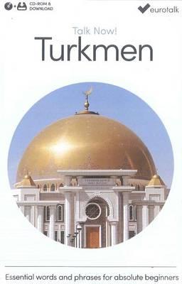 Talk Now! Learn Turkmen (2015) (CD-ROM)