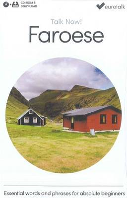 Talk Now! Learn Faroese 2015 (CD-ROM)
