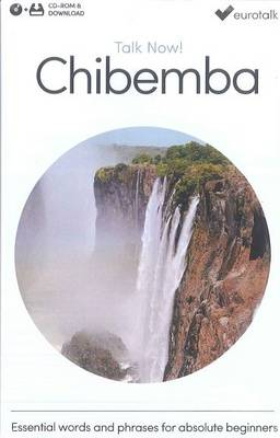 Talk Now! Learn Chibemba (2015) (CD-ROM)