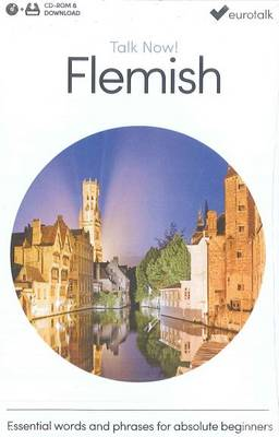 Talk Now! Learn Flemish (CD-ROM)