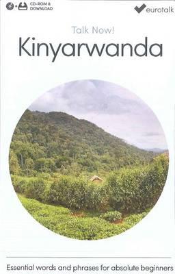 Talk Now! Learn Kinyarwanda 2015 (CD-ROM)