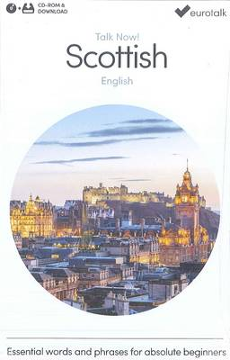 Talk Now! Learn Scottish (English) (2015) (CD-ROM)