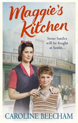 Maggie's Kitchen (Paperback)