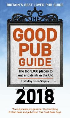 The Good Pub Guide 2018 (Paperback)