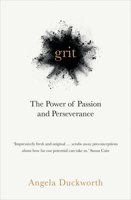 Grit: The Power of Passion and Perseverance (Hardback)