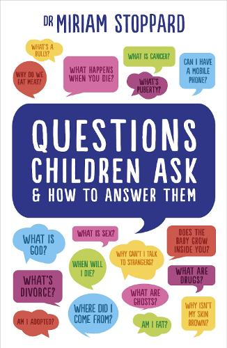 Questions Children Ask and How to Answer Them (Paperback)