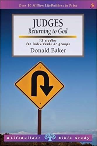 Judges - LifeBuilder Bible Study (Paperback)