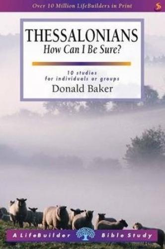 Thessalonians - LifeBuilder Bible Study (Paperback)