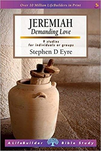 Jeremiah - LifeBuilder Bible Study (Paperback)