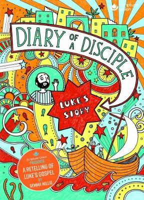 Diary of a Disciple: Luke's Story (Paperback)