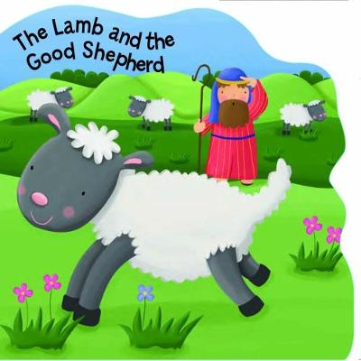 The Lamb and the Shepherd - Bobbly Bible Tales (Board book)