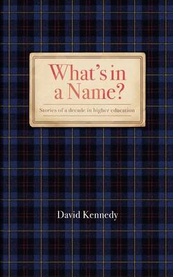What's in a Name? (Paperback)