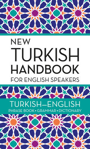 New Turkish Handbook For English Speakers (Paperback)